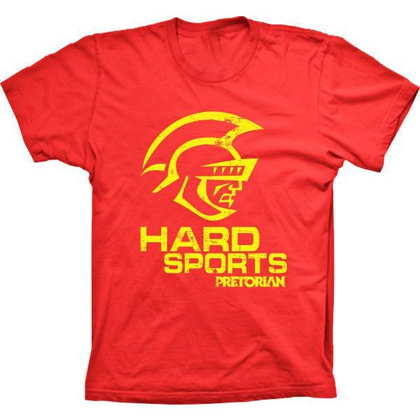 Camiseta Pretorian Hard Sports