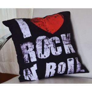 Almofada I Love Rock