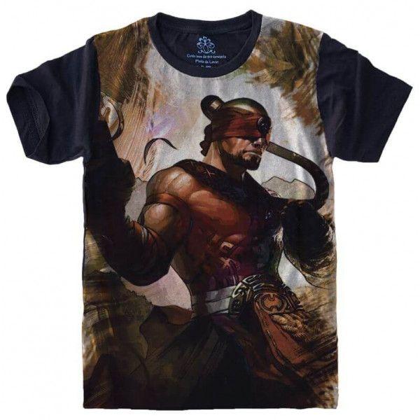 aa2f4919a Camiseta Wonder Woman Mulher Maravilha S-458