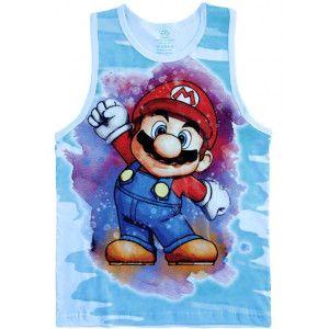 Regata Mario Bros REG-36