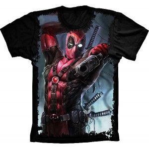 Camiseta Dead Pool