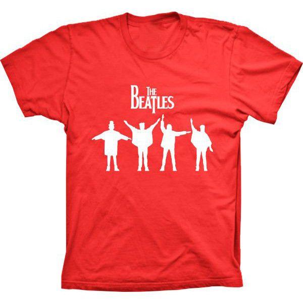 Camiseta The Beatles Help
