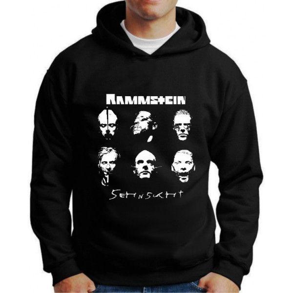 Moletom Rammstein