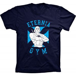 Camiseta He Man Gym