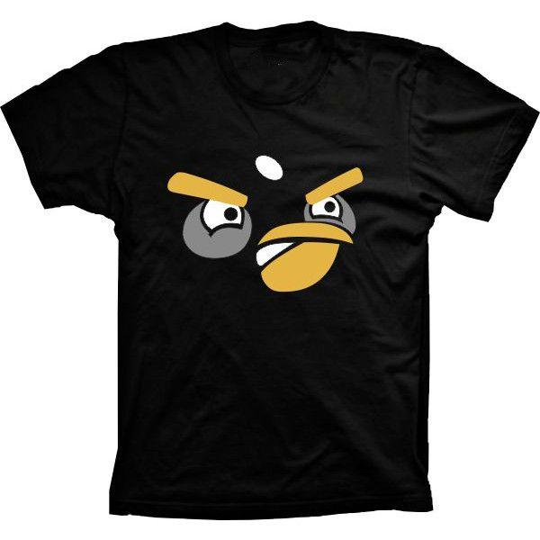 Camiseta Angry Birds Bomb