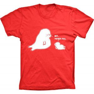 Camiseta Mother Foca