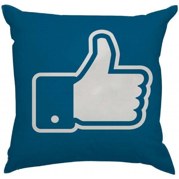 Almofada Like Facebook