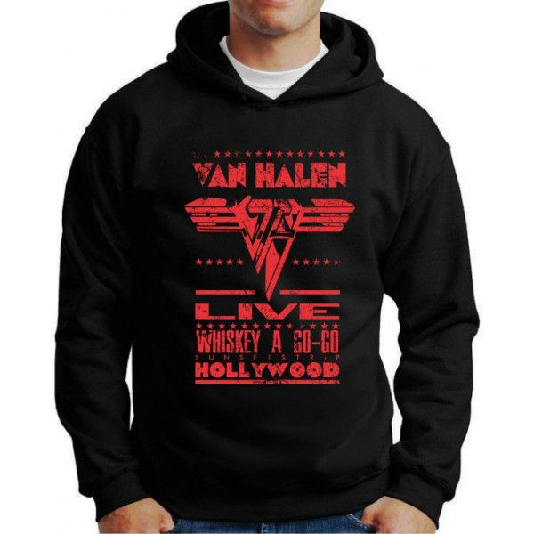 Moletom Van Halen