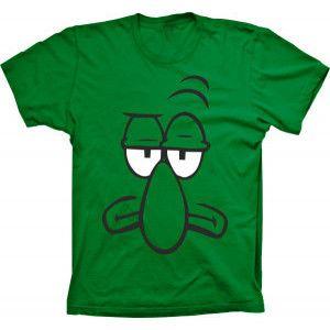 Camiseta Lula Molusco