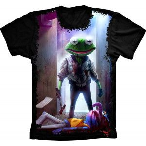 Camiseta Sapo Caco Bad