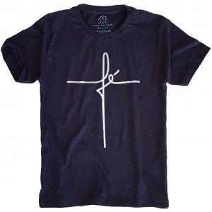 Camiseta Fé Cruz