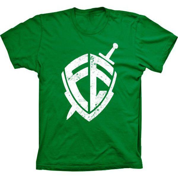 Camiseta Escudo da Fé