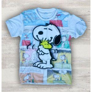 Camiseta Snoopy Peanuts S-417