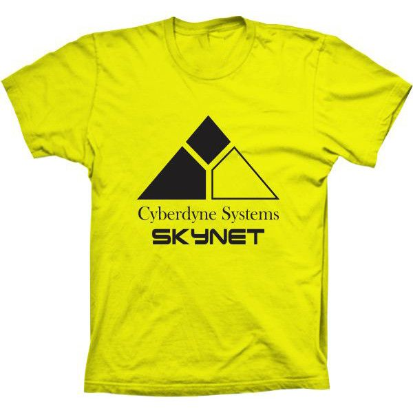 Camiseta Cyberdyne Systems Skynet