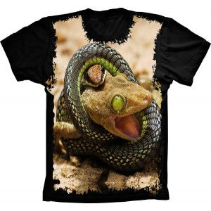 Camiseta Snake