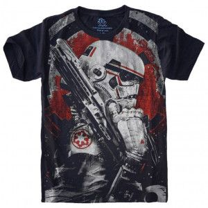Camiseta Star Wars Storm Trooper S-437