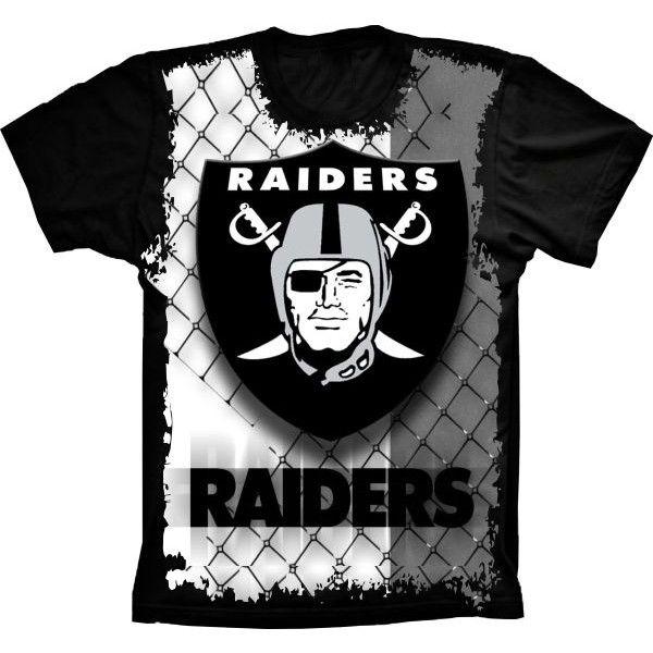 Camiseta Oakland Raiders
