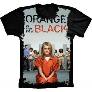 Camiseta Orange Is the New Black