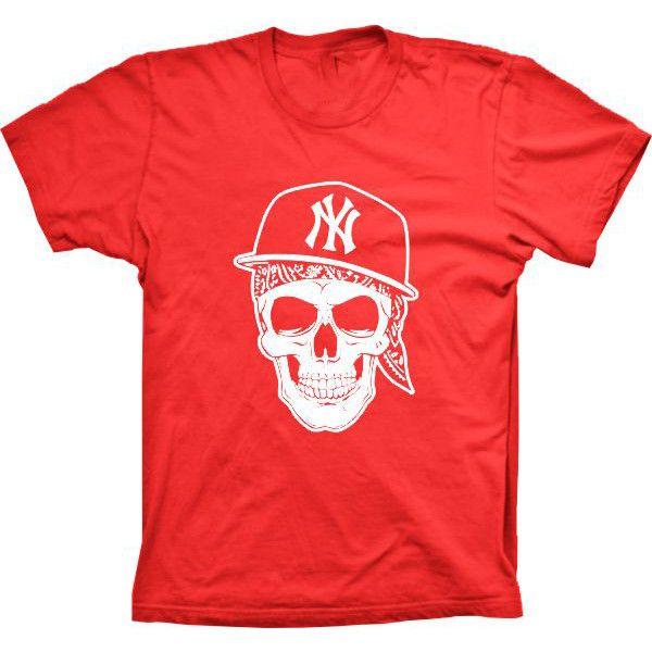 Camiseta Skull Rapper