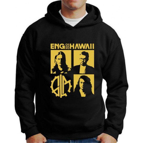 Moletom Engenheiros Do Hawaii