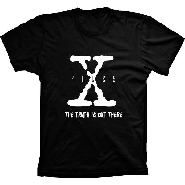 Camiseta Arquivo X