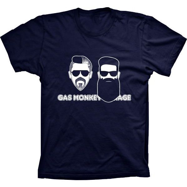 Camiseta Gas Monkey Dupla do Barulho
