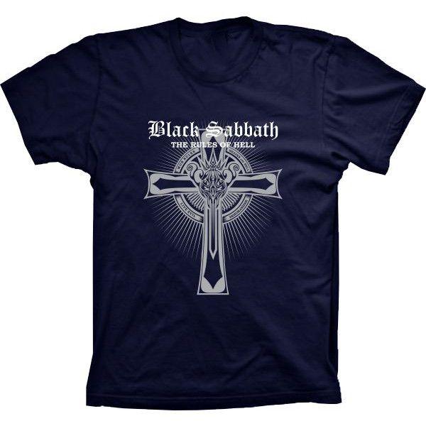 Camiseta Black Sabbath The Rules Of Hell
