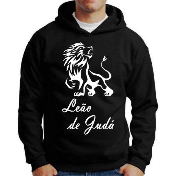 Moletom Leão De Judá