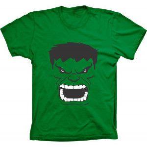Camiseta Incrível Hulk