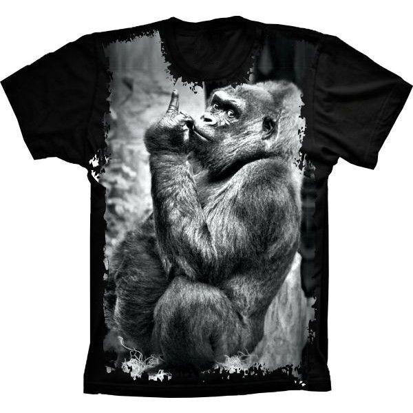 Camiseta Gorila Gueto