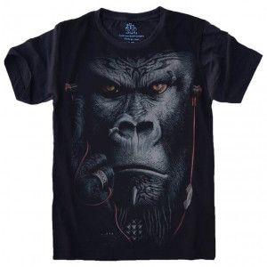 Camiseta Gorila S-472