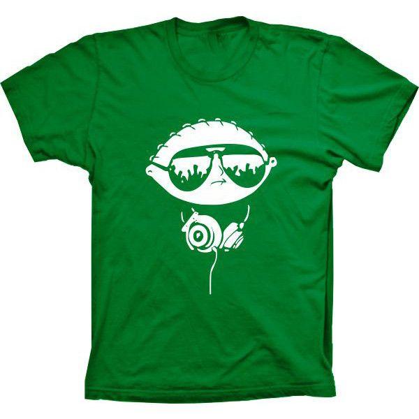 Camiseta Family Guy DJ Stewie Griffin