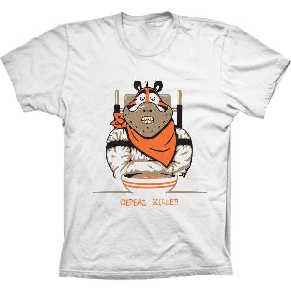 Camiseta Cereal Killer Tony Tiger