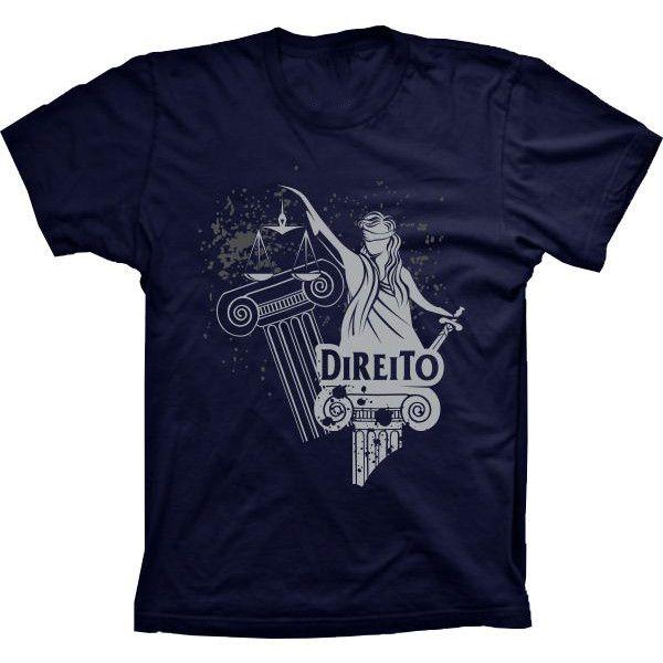 Camiseta Direito