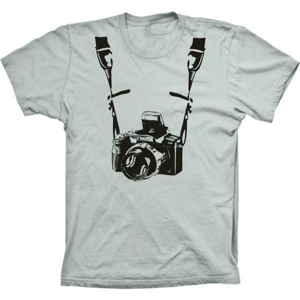 Camiseta Fotógrafo