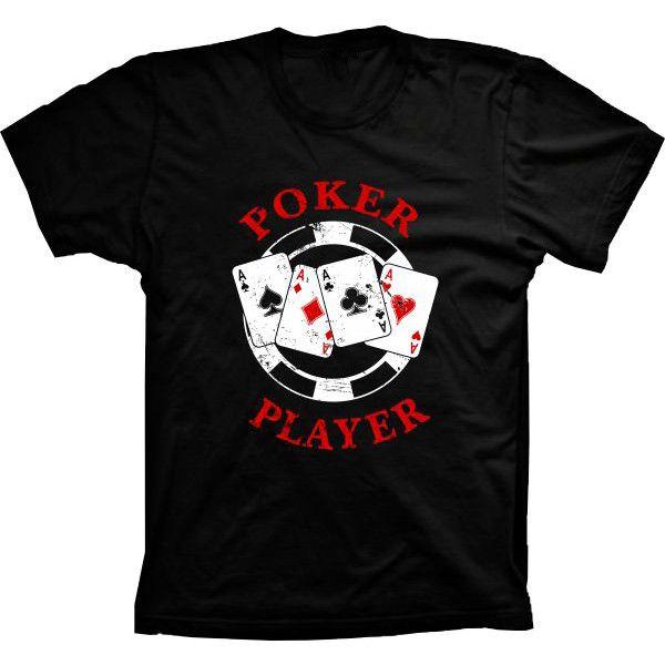Camiseta Poker Player