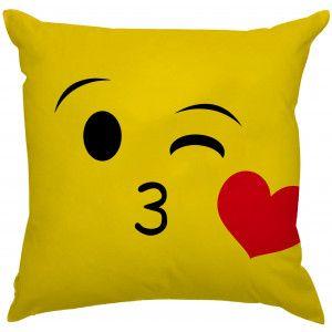 Almofada Emoji Beijo s2