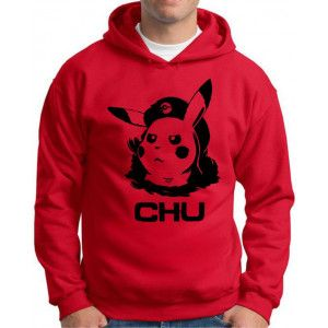 Moletom Pikachu Chu