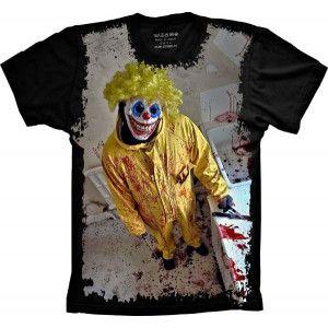 Camiseta Psycho S-382