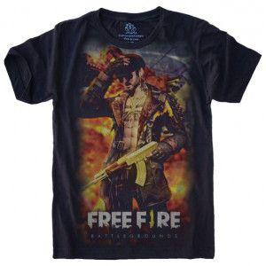 Camiseta Free Fire S-513