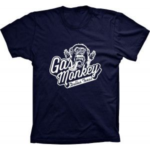 Camiseta Gas Monkey Dallas Texas