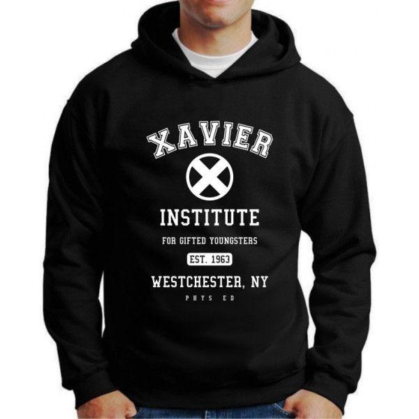 Moletom Xavier Institute X-Men