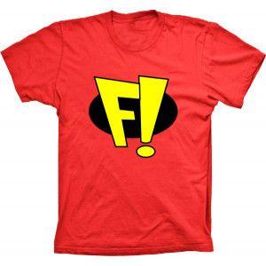 Camiseta Freakazoid