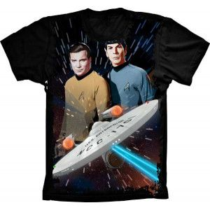 Camiseta Star Trek