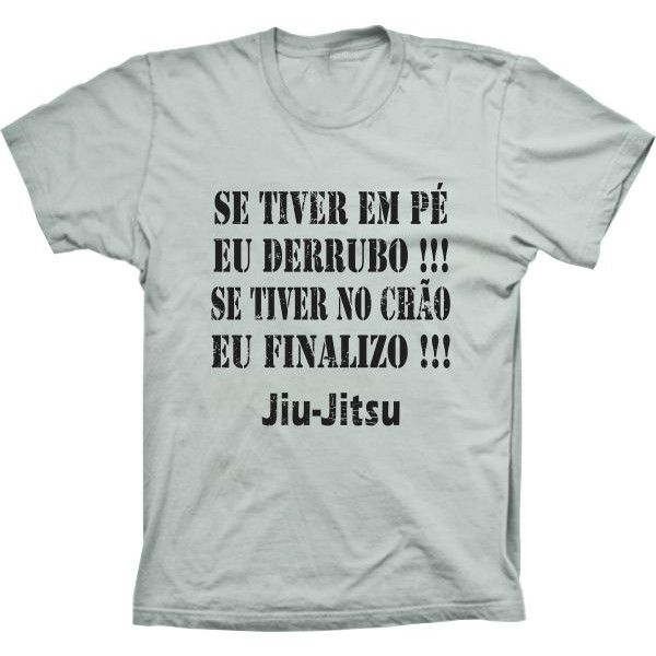 Camiseta Jiu-Jitsu