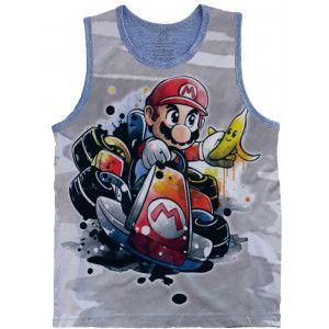 Regata Mario Bros REG-35