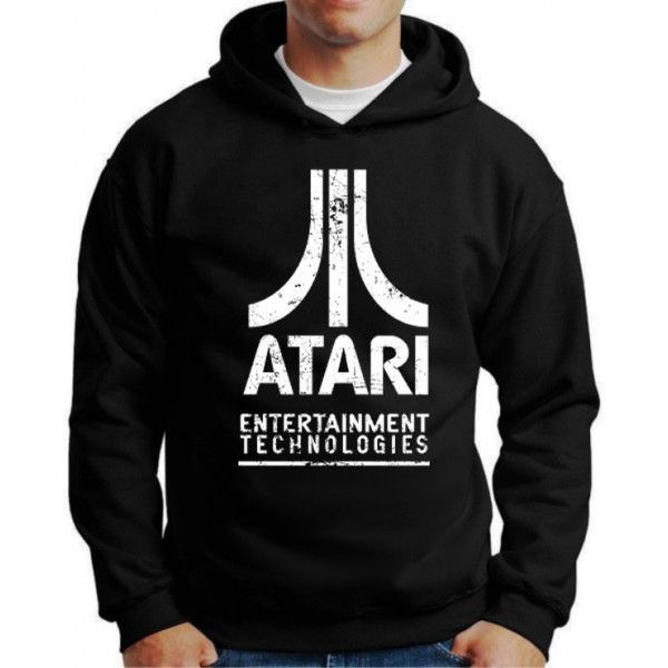 Moletom Atari Entertainment Technologies