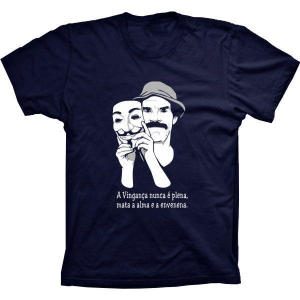 Camiseta Seu Madruga A Vingança