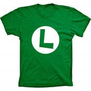 Camiseta Luigi L