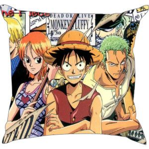 Almofada Luffy – One Piece Live